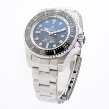 Rolex Sea-Dweller Deepsea Automatic Ceramic Bezel with Blue/Black Dial S/S