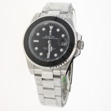 Rolex Yachtmaster Automatic with Black Dial S/S-1