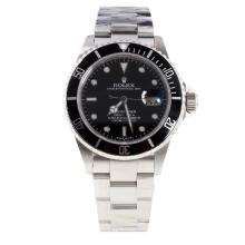 Rolex Submariner Swiss Cal 3135 Movement with Black Dial S/S