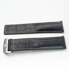 TAG Heuer leather strap 105mmx22mm